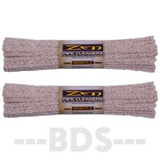 ZEN Bristle Pipe Cleaner 2 Pack of 44 Hookah Slide Cotton Absorb Free Shipping