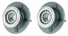 Hub Bearing for 2000 & 2001 Dodge Ram 1500 Fit 2 Wheel Drive Only-Front Pair