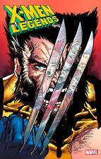X-Men Legends 9 Nm 9/23 2021 Presale
