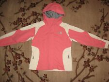 THE NORTH FACE HYVENT GIRLS JACKET HOODED SIZE S