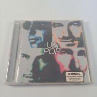 U2 POP CD