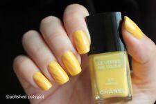 NEW! NAIL VARNISH Le Vernis Nail Colour 'Mimosa' NAIL POLISH by CHANEL