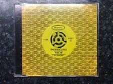 PEARL JAM Spin The Black Circle CD 2 Track Black/Yellow Disc