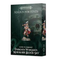 Darkoath Warqueen Marakarr Blood Sky Games Workshop 99120201076
