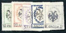 ALBANIEN 1913 24-28 ungebraucht TADELLOS (I2020
