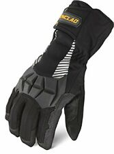 Ironclad Cold Weather Insulated Waterproof Safety Reinforced Gloves Large