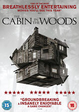DVD:THE CABIN IN THE WOODS - NEW Region 2 UK