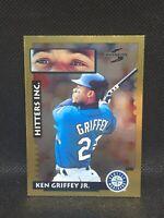 1995 SCORE 551 KEN GRIFFEY JR. GOLD RUSH HOF MINT
