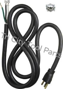 GR004700AJ  240 Volt Power Cord  OEM  Air Compressor  Campbell Hausfeld