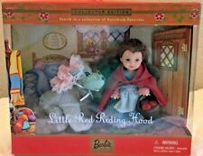 New Kelly Club Doll Vintage Collector Edition Little Red Riding Hood Girl Gift