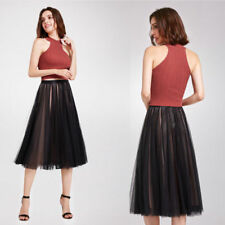 Midi Dresses A-Line with Pleated