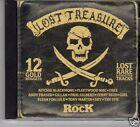 """CD """"LOST TREASURE"""", CLASSIC ROCK, 12 TITRES , TRES BON ETAT"""