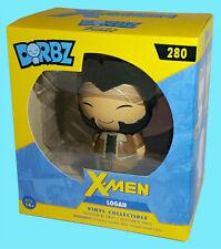 FUNKO DORBZ LOGAN X-MEN 280 Vinyl Collectible Figure NEW Sealed Marvel Wolverine