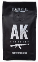 "Black Rifle Coffee Company ""AK-47"" Espresso, Medium Roast, Ground • Hannity"