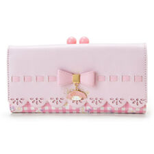 My Melody Sanrio Wallet Long (Ribbon) PU Leather Japan Free Shipping (e-packet)