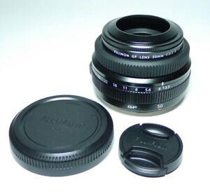 Fujifilm Fuji GF 3.5 50mm R LM WR Objektiv  An-Verkauf!   ff-shop24