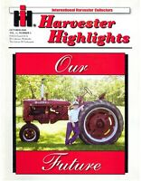 IH Experimental Farm at Hinsdale Tent Collapse, 2008 Red Power Roundup Farmall M