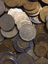 100 Gramm Restmünzen/Umlaufmünzen Peru