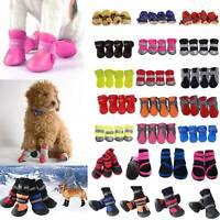Hundeschuhe Haustier Katze Pfotenschutz Warme Schuhe Winter Hundestiefel Socken