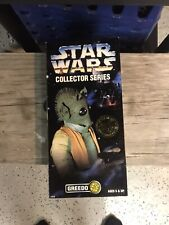 star wars collector series 12 inch Greedo