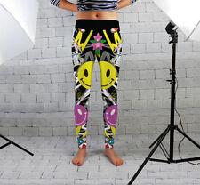 Pantalons et leggings de fitness noir pour femme