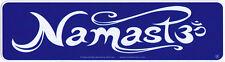 Namaste - Magnetic Bumper Sticker / Decal Magnet