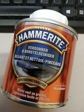 4 x Hammerite Brush Cleaner & Thinners 250ml Superior Quality