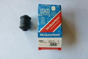NOS MCQUAY-NORRIS CONTROL ARM BUSHING FB572 FITS BUICK CHEV OLDS PONTIAC
