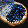 LOts 2000 3D Round AB Rhinestone Acrylic Nail Art Glitter Crystal Decorations