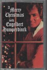 A MERRY CHRISTMAS WITH ENGLEBERT HUMPERDINCK THE LORD'S PRAYER NEW CASSETTE TAPE