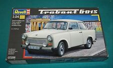 Trabant 601S Limousine Revell 1/24 Complete & Unstarted.
