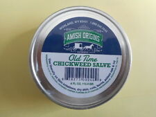 Amish Origins {OLD TIME CHICKWEED SALVE} - The Best Healing Salve on The Planet