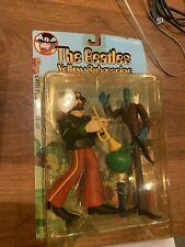 McFarlane Toys The Beatles Sgt. Pepper: Ringo w/Apple Bonker 2000