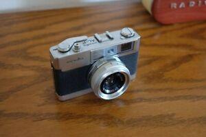 Minolta AL-F Rangefinder Kamera