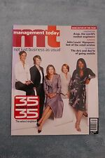 Management Today Magazine: July 2005, 35 Under 35, ExCon