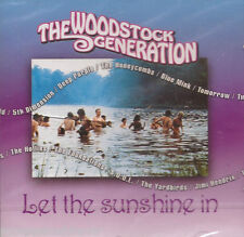 V/A - The Woodstock Generation: Let The Sunshine In (EU 16 Tk CD Album) (Sld)