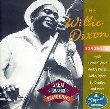 THE WILLIE DIXON SONGBOOK  (CD)