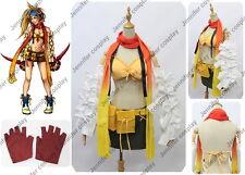 Final Fantasy X-2 Rikku Cosplay Costume