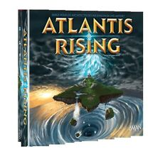 ATLANTIS RISING  jeu de societe cooperation  Z-MAN GAMES NEUF VF