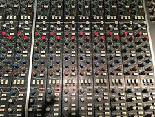 SSL 611E 'brown knob' recording  console strips