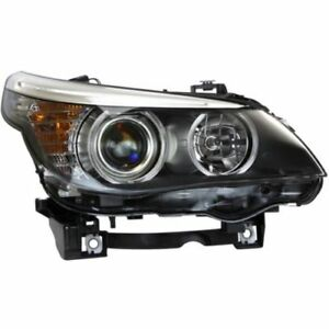 For 528i xDrive 09-10, Headlight