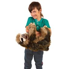 Wombat Hand Puppet by Folkmanis 3 Years and Up MPN 3113 Boys /& Girls