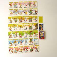 Ancien jeu de Cartes - 7 Familles - ASTERIX UDERZO -  Complet et règle du jeu
