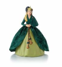 2013 Hallmark SCARLETT'S GREEN GOWN Ornament GONE WITH THE WIND O'Hara Drapes