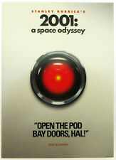 2001: a space odyssey ~ Stanley Kubreck ~ Sci-fi Film ~ Movie Dvd