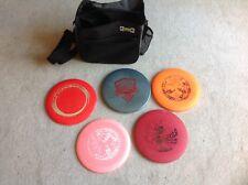 Westside Hurricane. 5 Disc Lot Frisbee Golf and Innova bag