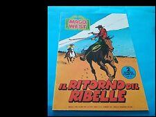 MAGO WEST anno I nr. 5 del 1977 (ed. Mondadori)