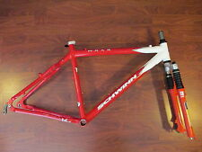 "SCHWINN MOAB OMNIUM 26""  DISC MOUNTAIN BIKE MTB FRAME SET ROCK SHOX JUDY LARGE"