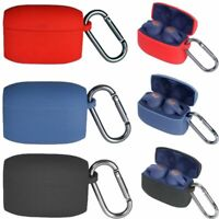 For Jabra Elite Active 65t Earphone Full Protective Silicone Case Cover Pouch BM