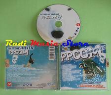 CD PPCOM 8 HIT MUSIC WINTER compilation 2005 BOB SINCLAIR GIGI D'AGOSTINO (C23)